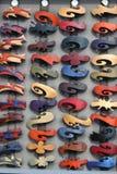 Porción de hairclips Imagen de archivo