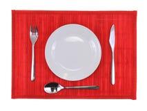 Porción de la tabla Imagen de archivo libre de regalías