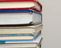 porción de libros de escuela imagen de archivo