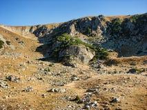Porción de rocas imagen de archivo