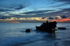 Porción de Tanah, Bali Imagen de archivo libre de regalías