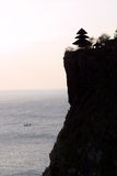 Porción de Tanah, Bali Indonesia fotografía de archivo