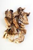 porcini высушенного гриба органическое одичалое Стоковые Фото