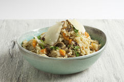 Porcini risotto Royalty Free Stock Images