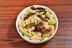 Porcino rice Royalty Free Stock Photo