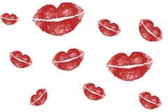 Porciones de besos Imagen de archivo