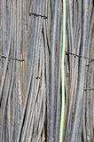Porciones de cables Fotos de archivo libres de regalías