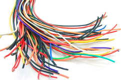 Porciones de cables