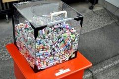 Porciones de la adivinación Imagen de archivo libre de regalías