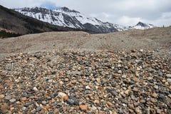 Porciones de piedras Fotos de archivo libres de regalías