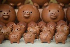 Porcos, porcos! Fotos de Stock