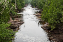 Porcupine Mountains Wilderness State Park Stock Photography