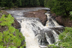 Porcupine Mountains Wilderness State Park Stock Image