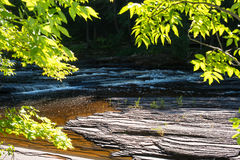 Porcupine Mountains Wilderness State Park Royalty Free Stock Images
