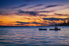Porec & βάρκες στοκ εικόνα με δικαίωμα ελεύθερης χρήσης