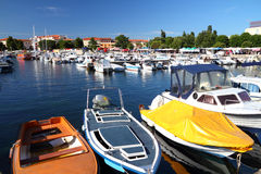 Porec Royalty Free Stock Images