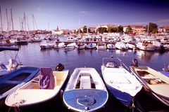 Porec Royalty Free Stock Photos
