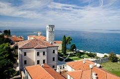 Porec, Croatia. Stock Image