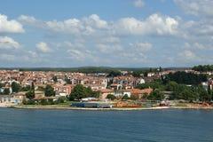 Porec, Croatia Stock Photo