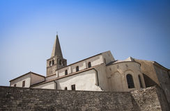 Porec - Croatia Stock Photography