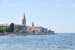 Porec, Croatia Stock Image