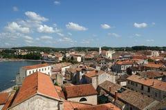 Porec, Croatie photo stock