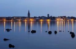 Porec en Croatia Imágenes de archivo libres de regalías