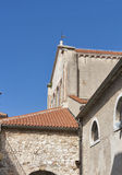 Porec Euphrasian Basilica in Croatia Stock Images