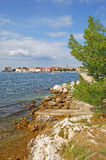 Porec,Istria,Croatia Stock Photo
