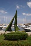 Porec marina in Croatia Royalty Free Stock Photos