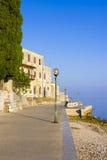 Porec - old Adriatic town in Croatia, Istria. Stock Image