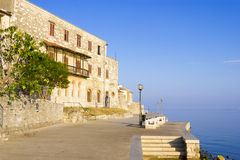 Porec - old Adriatic town in Croatia, Istria Royalty Free Stock Photography