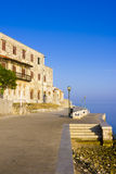 Porec - old Adriatic town in Croatia, Istria region. Royalty Free Stock Photos