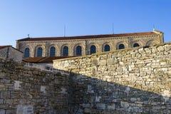 Free Porec On Istria Peninsula. Euphrasian Basilica - UNESCO World Heritage Site. Stock Image - 34994691