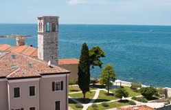 Porec (Parenzo), Istra, Croatia #4 Stock Images