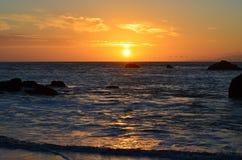 Pores do sol lindos 2 imagem de stock