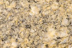 Porhpyr with phenocrysts. Stone with phenocrysts, closeup of the crystals Royalty Free Stock Photos
