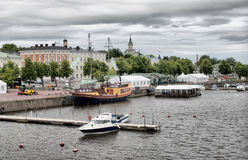 Pori. Finland Royalty Free Stock Photo