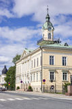 Pori Old Town Hall, Finland Stock Photos
