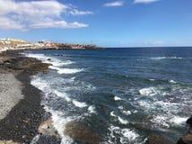 Poris Abona wybrzeże Zdjęcie Royalty Free