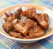 Pork Adobo Stock Photos