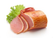 Pork balyk Stock Photo