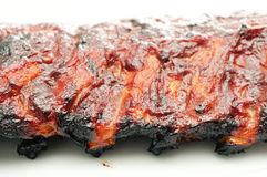 Pork bbq ribs Stock Photos