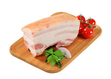 Pork belly Royalty Free Stock Photo