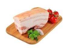 Pork belly Royalty Free Stock Photo