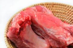 Pork bone Royalty Free Stock Photography