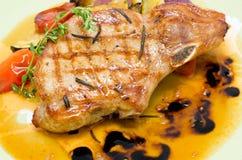 Pork brisket, grill Royalty Free Stock Image