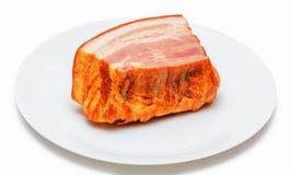 Pork brisket Stock Image