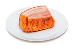 Pork brisket Stock Photography