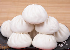 Pork bun Stock Photos